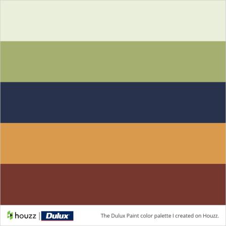 Dulux Paint Paleette