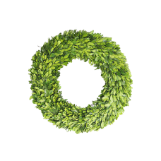 Fresh Preserved Boxwood Wreath