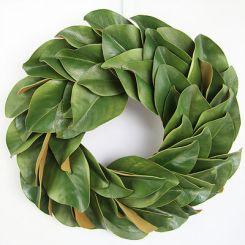 Custom Magnolia Wreath