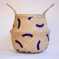 Wiggles Royal Blue Basket