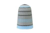 Zulu Light Shade Blue & Brown Large